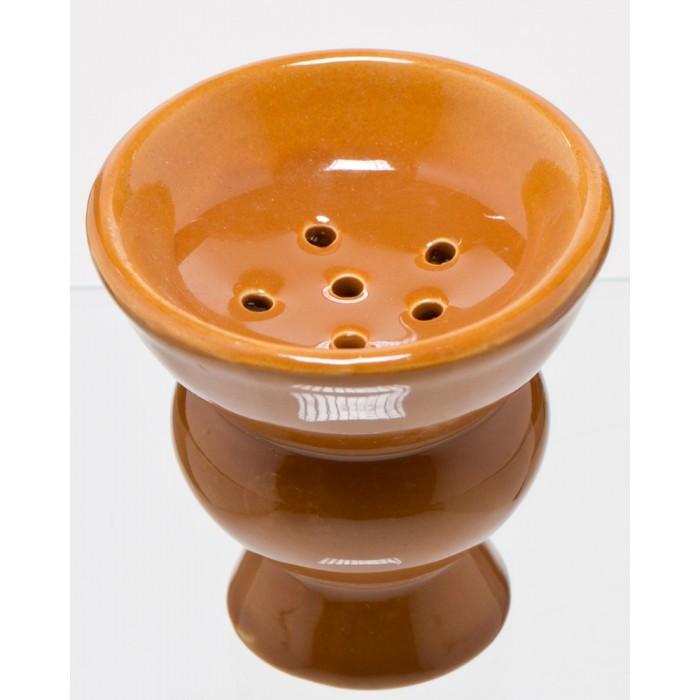Чашка за наргиле - оранжева